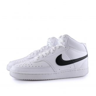 Nike Court Vision Mid CD5466-101 ΛΕΥΚΟ