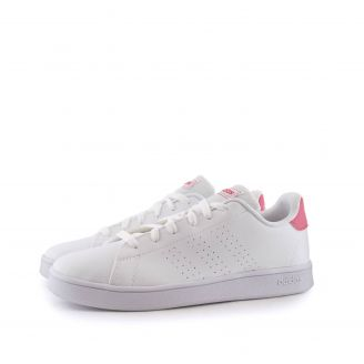 EF0211 ADIDAS ADVANTAGE K ΛΕΥΚΟ