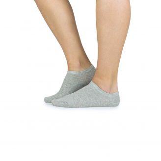 8701 Quoxing Socks ΓΚΡΙ