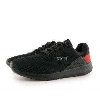 B424923 Love4shoes ΜΑΥΡΟ